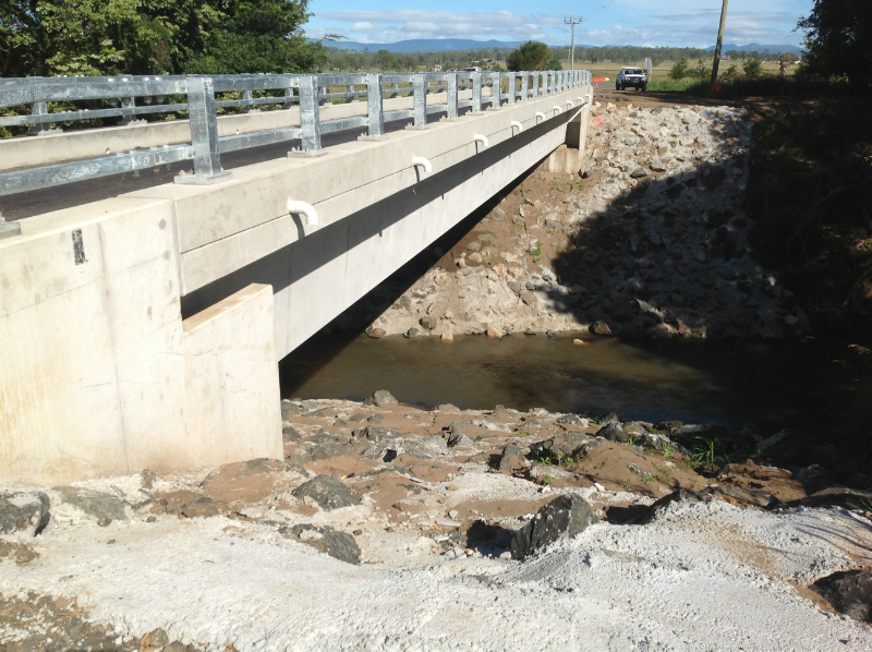 Stokes Bridge, Kengoon Road, Silverdale