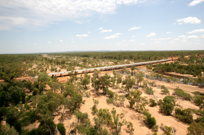 Design & Construct Einasleigh River Bridge and Approaches, Gulf Developmental Road