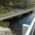 Pile Bridge, Christmas Creek Road, Lamington